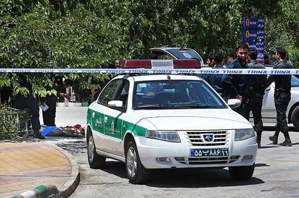 В Тегеране снова прогремел взрыв