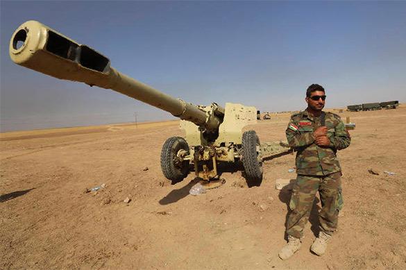 Иракские курды: рассекречена новая тактика боевиков ИГИЛ. Иракские курды: рассекречена новая тактика боевиков ИГИЛ