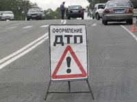 Инспектор ГИБДД сбил пешехода в Петербурге