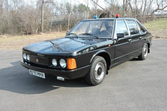 Гражданин США через Ebay продаёт необыкновенный автомобиль КГБ