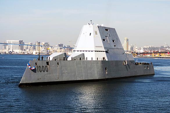 """Всеобщая готовность: США перевооружают свои корабли-""""невидимки"""". Всеобщая готовность"""