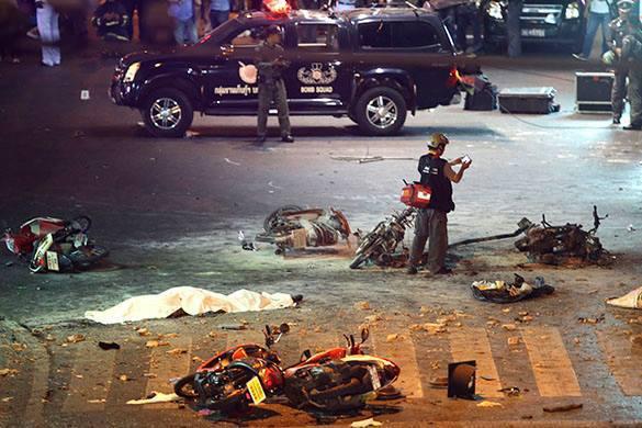 В Багнкоке погибли 20 человек