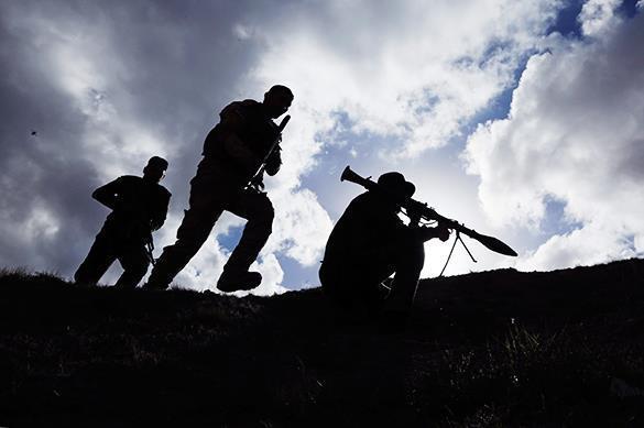 Боевики ИГ отправляются в Карабах