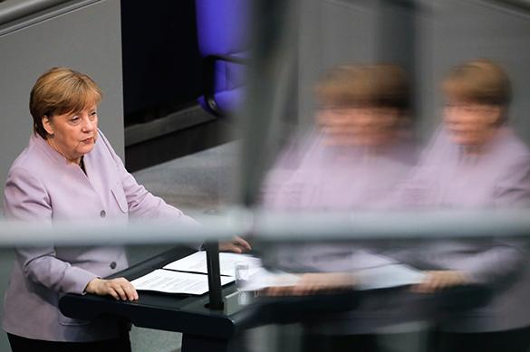 Меркель заявила о необходимости Европе взять свою судьбу в свои