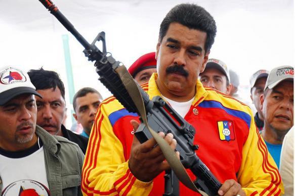 Мадуро обвинил Гуайдо в организации покушения. 401342.jpeg