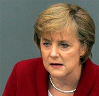 Меркель призвала власти Ирана перепроверить итоги выборов