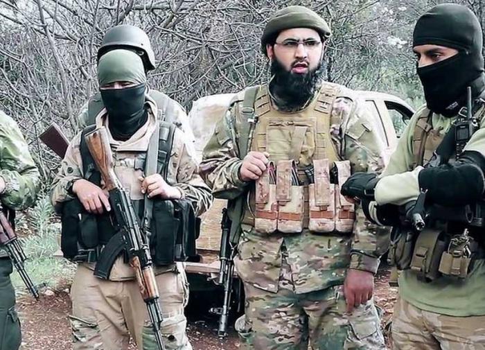 узбекские боевики