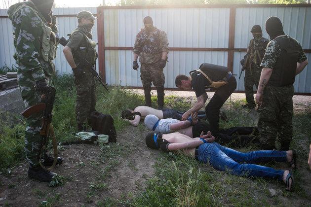 Украинским солдатам-срочникам