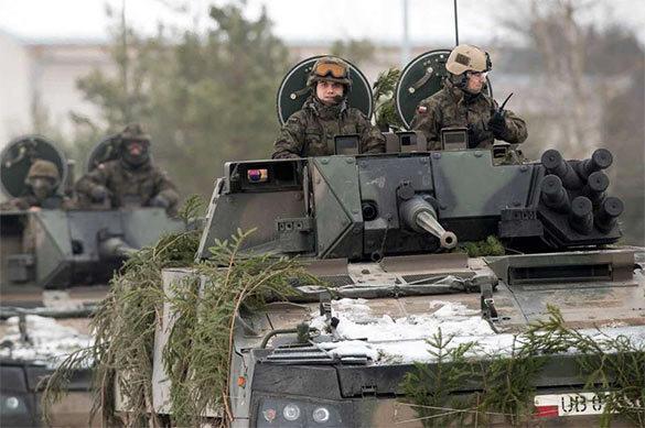 Что стоит за переброской техники НАТО в Европу - эксперт