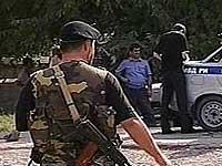 Трое убитых при перестрелке в Назр