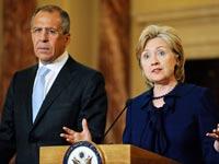 Лавров и Клинтон будут встречаться как минимум раз в год