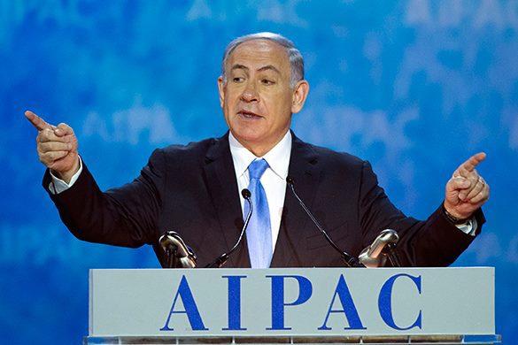Премьер-министр Израиля многозначно жестикулировал  в Конгрессе США. Премьер-министр Израиля многозначно жестикулировал