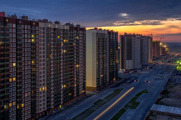 Москва уступает Санкт-Петербургу по числу сделок с жильем