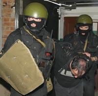 Милицейский спецназ РФ будут готовить в единых центрах