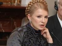 Тимошенко просит отправить министра обороны Украины в отставку