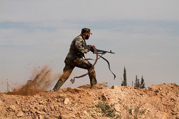 Сирийская оппозиция просит зенитки у США