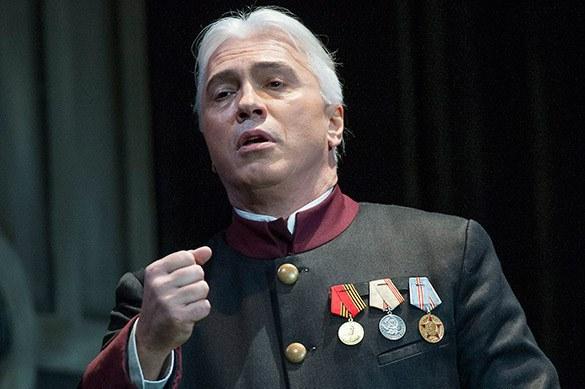 Дмитрия Хворостовского госпитализировали в Москве