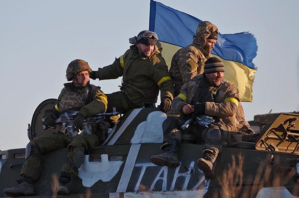 Халатность командования ВСУ привела к гибели украинских солдат. Халатность командования ВСУ привела к гибели украинских солдат