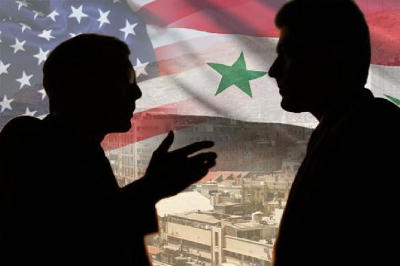 СМИ: США провели переговоры в Дамаске и потребовали концессий. 391346.jpeg