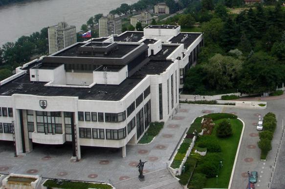 Глава парламента Словакии отказался верить Порошенко на слово. 395346.jpeg