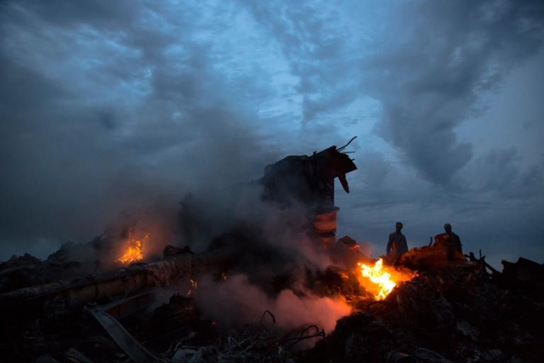 Летучий голландец выжил дважды. Крушение малайзийского Боинга на Украине