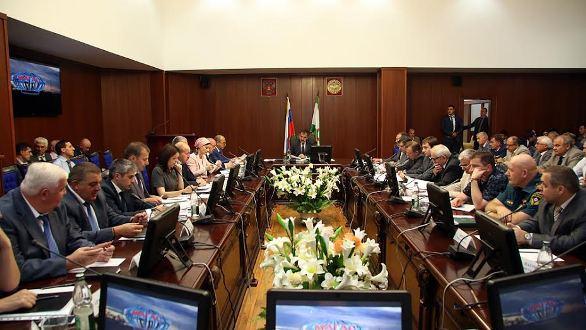 Ингушетия развивается, но в помощи нуждается. Заседание правительства Республики Ингушетия