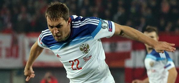 Сборные России и Украины могут сыграть на футбольном Евро-2016 в одной группе. футбол
