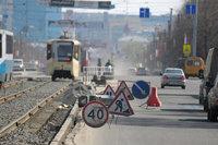 Суд запретил водителям обгон по трамвайным рельсам. tram