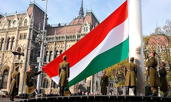 Партия Jobbik не согласна с утратой энергетической независимости Венгрии. флаг Венгрии