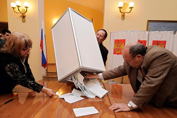 Россияне на Украине всё-таки смогут принять участие в выборах в