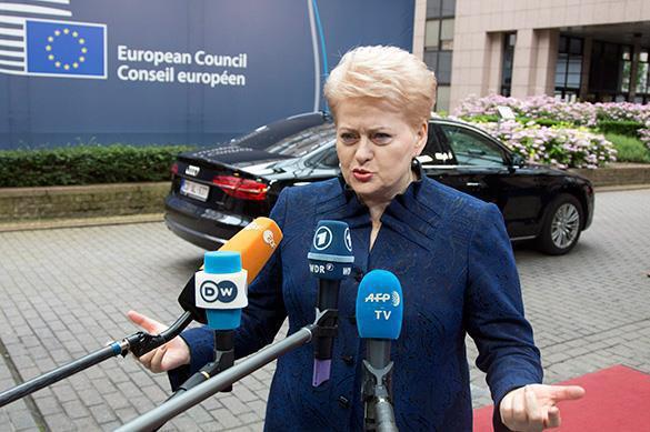 """Вернувшимся на родину литовцам обещают """"теплый прием и заботу"""". Вернувшимся на родину литовцам обещают теплый прием и заботу"""