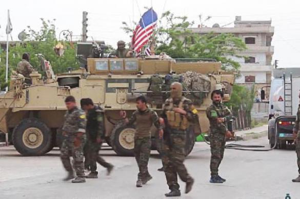 Убивших россиян сирийских боевиков тренировали США. 387349.jpeg