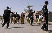 При атаке на конвой НАТО в Пакистане погибли 16 человек. pakistan