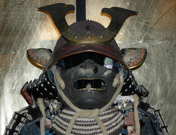 Шлем Дарта Вейдера родом из Японии. Шлем Дарта Вейдера родом из Японии
