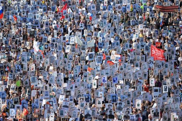 Организаторы: В шествии