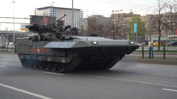 БМП Т-15 на базе Арматы