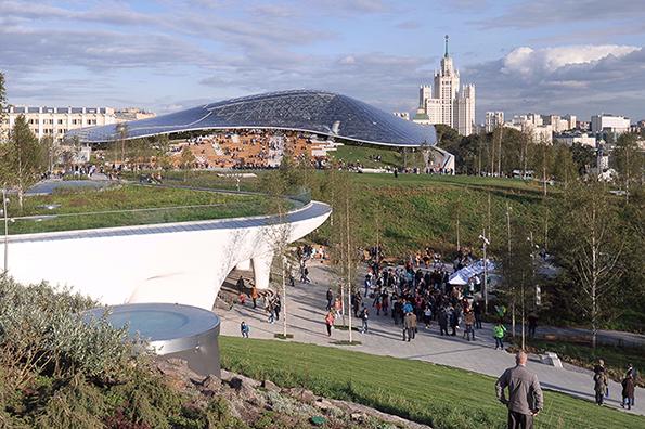 Гранитная столица: в Москве Собянина мало гармонии. Гранитная столица: в Москве Собянина мало гармонии
