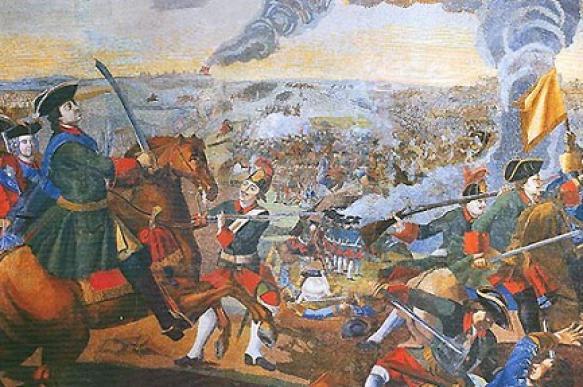 Как Полтавская битва обернулась триумфом русского оружия. 395350.jpeg