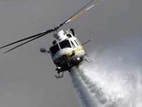 В Турции разбился вертолет с тремя россиянами на борту