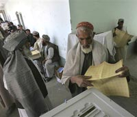 Афганские выборы: кому