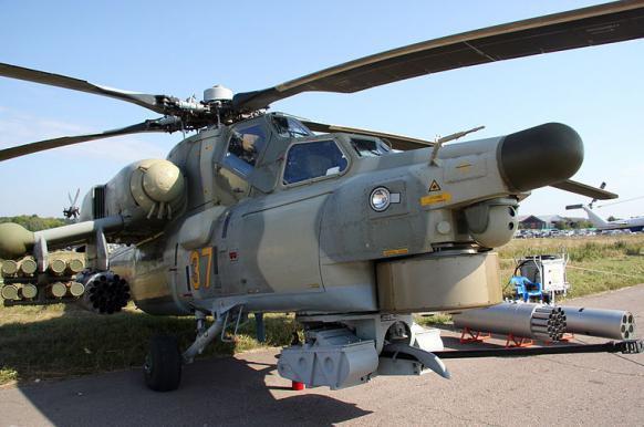 Минобороны отказалось закупать новейшие вертолеты