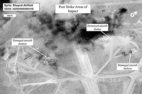 Почему Томагавки не справились с уничтожением базы Шафрат