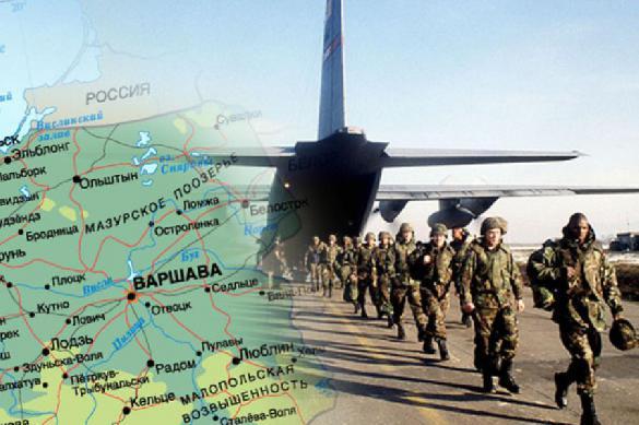 Польша хочет купить у США военную базу. Из-за России, конечно. 387352.jpeg