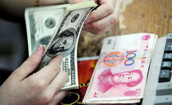 Юань пока не конкурент доллару, но