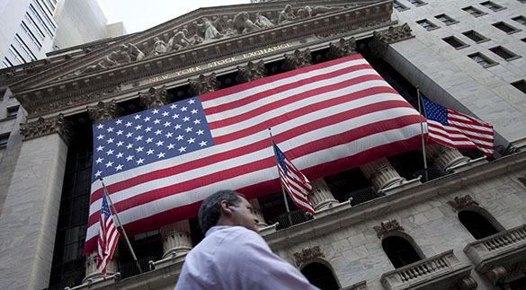 """Промышленные индексы США рухнули в ожидании войны с """"лилипутской КНДР"""". Промышленные индексы США рухнули в ожидании войны с лилипутской"""