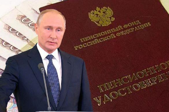 Кремль: Путин понимает, что пенсионная реформа крушит его рейтинг. 389353.jpeg