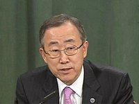 Генсек ООН представил доклад о ситуации на Кавказе