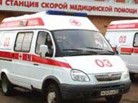 Три человека госпитализированы после ДТП на юго-западе Москвы