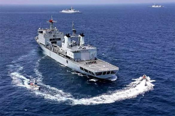 Китай задумал окружить США авианосцами
