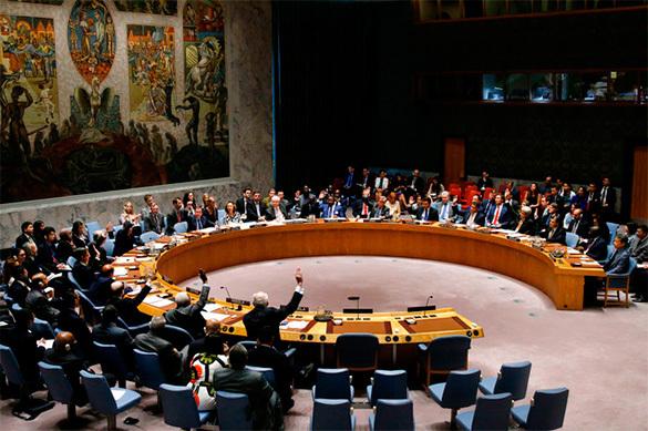 У США и России хотят отобрать право вето в ООН. У США и России хотят отобрать право вето в ООН